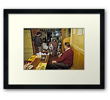 Tucker's Grave Inn, Somerset, England, UK, 80's Framed Print