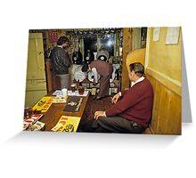 Tucker's Grave Inn, Somerset, England, UK, 80's Greeting Card