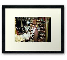 Tucker's Grave Inn, Somerset, England, UK, 80's Framed Print