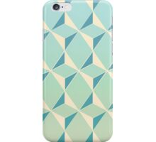 Triangles and Squares X iPhone Case/Skin