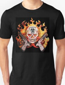 apocalypse auto skull Unisex T-Shirt