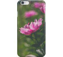Dreamy Garden Peonies iPhone Case/Skin