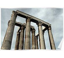 Ancient Zeus Poster