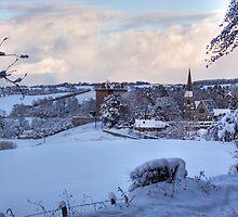 A Winter Scene by Lynne Morris