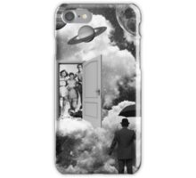 Black & White Collection -- Heaven's Door iPhone Case/Skin