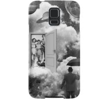 Black & White Collection -- Heaven's Door Samsung Galaxy Case/Skin