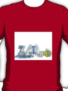 Lapis and Water Pokemon T-Shirt