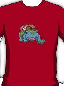 Tickle-Me Bulbasaur T-Shirt