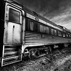 Cape Cod Rail Car by Trevor Murphy