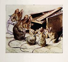 The Tale of Two Bad Mice Beatrix Potter 1904 0081 The Mouse Trap by wetdryvac