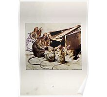 The Tale of Two Bad Mice Beatrix Potter 1904 0081 The Mouse Trap Poster