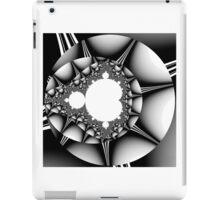Untitled XVIII - Black iPad Case/Skin