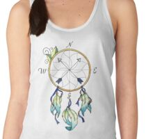 Dream Compass Minto Women's Tank Top