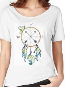 Dream Compass Minto Women's Relaxed Fit T-Shirt