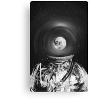 Black & White Collection -- Universe Creator Canvas Print