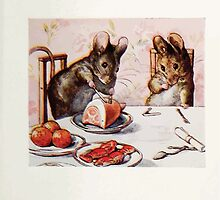 The Tale of Two Bad Mice Beatrix Potter 1904 0033 Can't Cut the Food by wetdryvac
