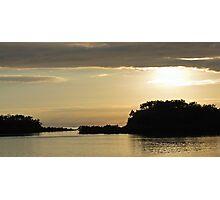 Sunrise, Buccaneer Archipelago Photographic Print