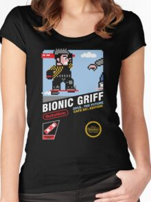 Bionic Griff Women's Fitted Scoop T-Shirt