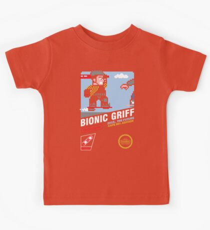 Bionic Griff Kids Tee
