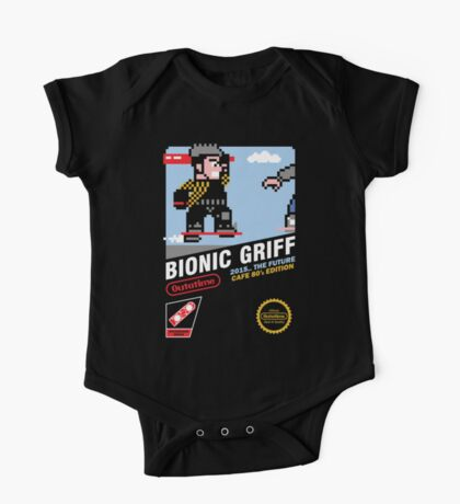 Bionic Griff One Piece - Short Sleeve