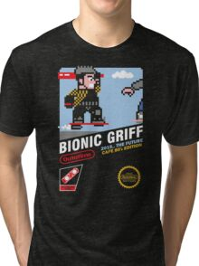 Bionic Griff Tri-blend T-Shirt