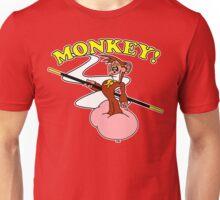 Monkey and his faithful Cloud Unisex T-Shirt