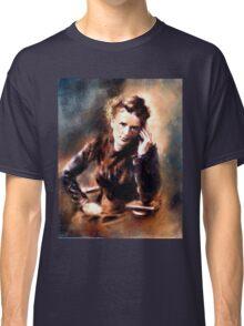 Portrait of Marie Curie Classic T-Shirt