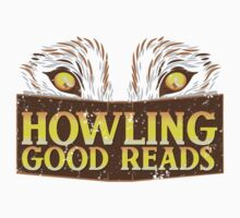 Howling good reads distressed version  by jazzydevil
