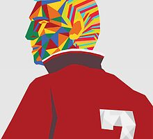 Magnificent seven - Eric Cantona by aklimited