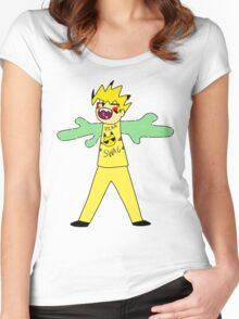 Pika Swag Women's Fitted Scoop T-Shirt