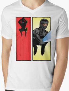 Sneak Attack! Mens V-Neck T-Shirt