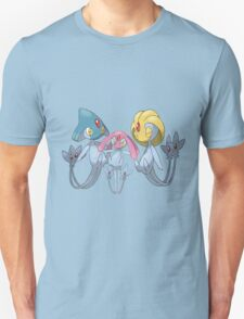 azelf uxie and mespritt  Unisex T-Shirt