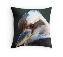Kookaburra Throw Pillow