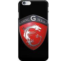 MSI Gaming Series Logo iPhone Case/Skin