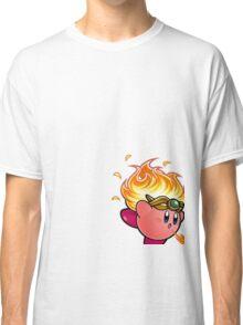 kirby fire power Classic T-Shirt