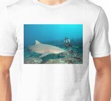 Shark Watching Unisex T-Shirt