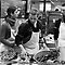 Fish stall, Rue Mouffetard, Paris by Andrew Jones