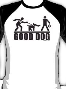 Good Dog K9 Pictogram T-Shirt