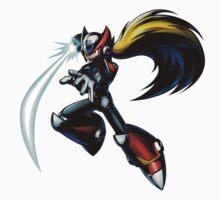 Megaman Zero by pavelic179