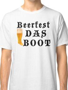 """Beerfest """"DAS BOOT"""" Classic T-Shirt"""