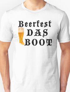 """Beerfest """"DAS BOOT"""" T-Shirt"""