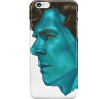 William Sherlock Scott Holmes iPhone Case/Skin
