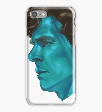 William Sherlock Scott Holmes iPhone Case/Skin
