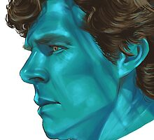 William Sherlock Scott Holmes by WillTPJ
