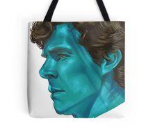 William Sherlock Scott Holmes Tote Bag