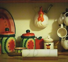Country Kitchen by Linda Miller Gesualdo