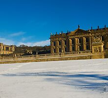 Chatsworth House Derbyshire by Elaine123