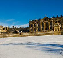 Chatsworth House Derbyshire by Elaine123