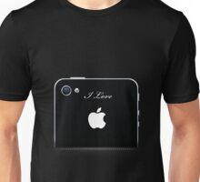 i love iPhone Unisex T-Shirt