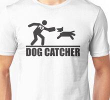 Dog Catcher K9 Pictogram Unisex T-Shirt
